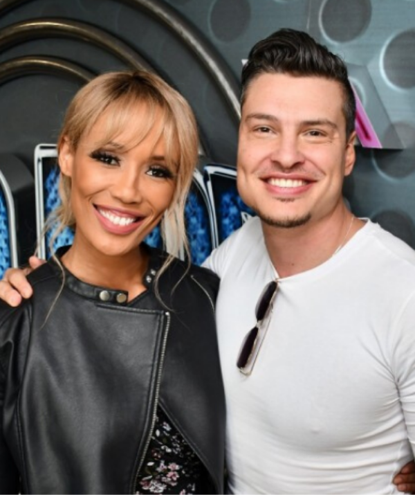 Friends and fans of *Masterchef's* Ben Ungermann were last week congratulating him on finding love with beautiful South African radio and TV presenter Leigh-Anne Williams.