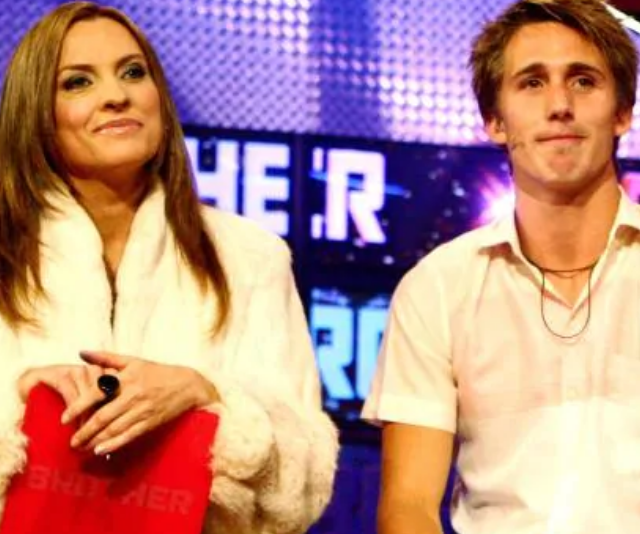 """**GRETEL'S HOOK-UP** <br><br>  Despite her denials, [host Gretel Killeen](https://www.nowtolove.com.au/reality-tv/the-masked-singer/gretel-killeen-the-masked-singer-58401