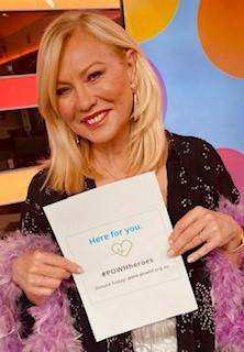 Celebrities like Kerri-Anne Kennerley have joined the campaign.