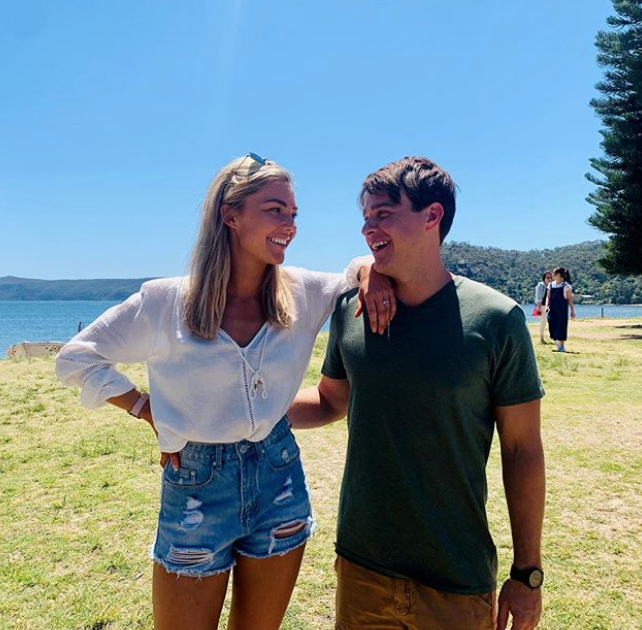 And fans might forever wonder whether there's more to Jasmine and Colby's relationship on-screen, but rest assured they're definitely good mates in real life!