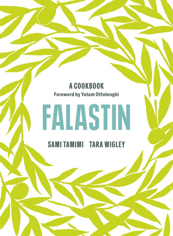 ***Falastin* by Sami Tamimi and Tara Wigley** <br> *Cooking* <br><br> Modern Palestinian-inspired cooking that tempts your tastebuds and brings Middle Eastern flavours to the home cook with 110 recipes. <br><br>  Ottolenghi restaurant co-founder, the Jerusalem-born Sami Tamimi, collaborates with food writer Tara Wigley to take us through Bethlehem, Nablus, Haifa, Galilee, the West Bank and more, telling the stories behind the food.