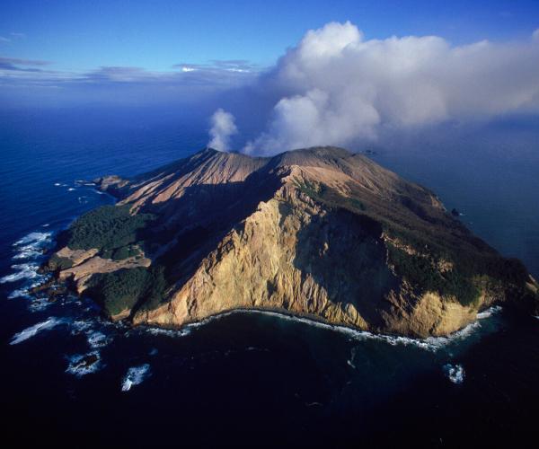 I'd always been interested in volcanoes.