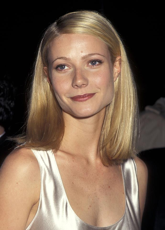 Is it just us, or does Apple look just like a young Gwyneth, pictured here in 1995?