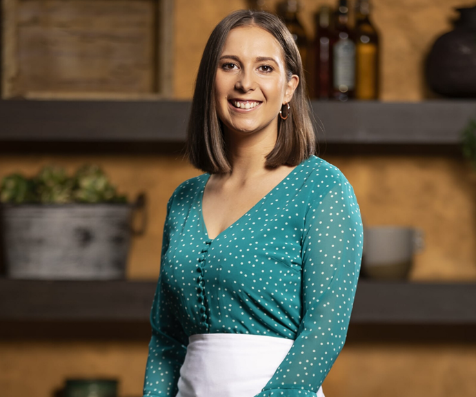 *MasterChef* contestant Laura used to work for one of the show's judges, Jock Zonfrillo.