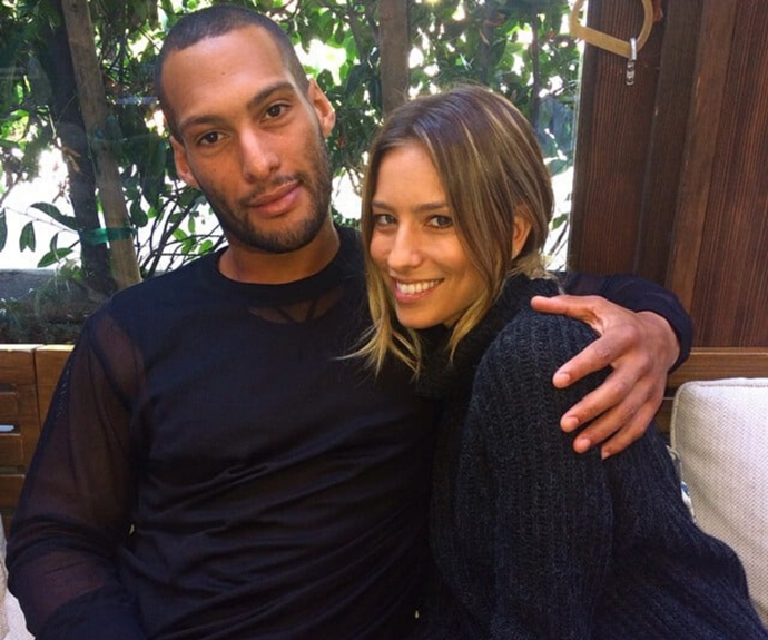 The former couple regularly shared sweet photos of themselves on Instagram.