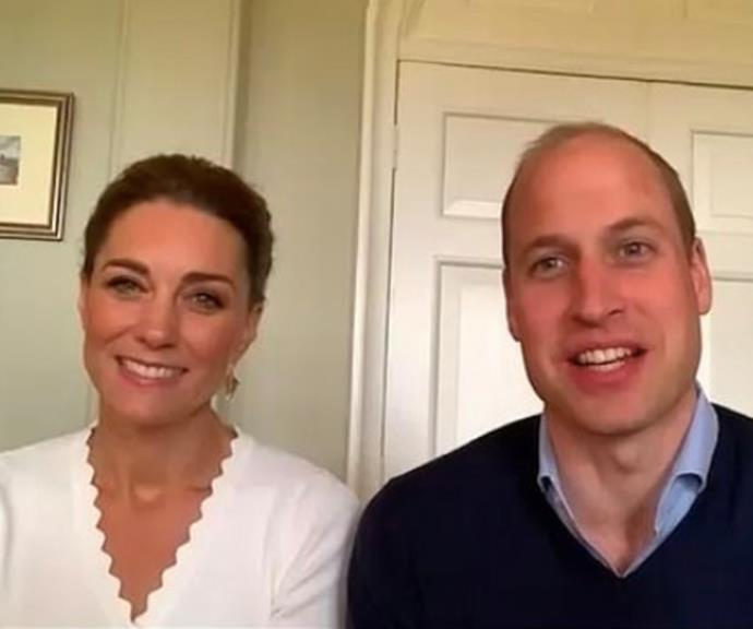 Kate and William celebrated one year of charity Shout, which they helped to launch last year, with a special video call earlier this month.