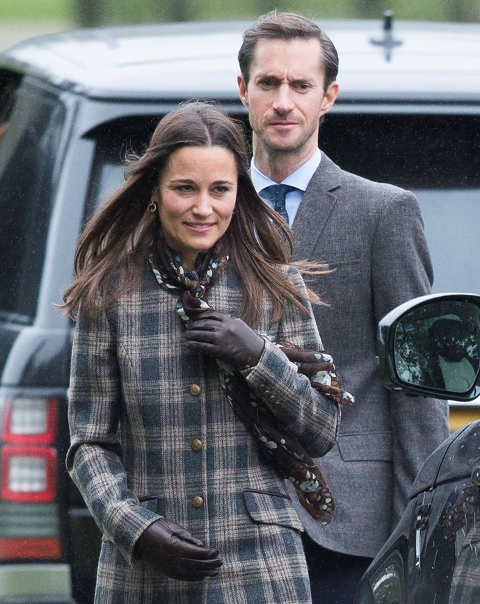 As we all know with royals in years gone by, if they take them to Christmas mass, they're as good as married. Pippa and James were pictured attending church with the Middleton clan on December 25, 2016 in Bucklebury, Berkshire. And thus, the pair's relationship was cemented for good!