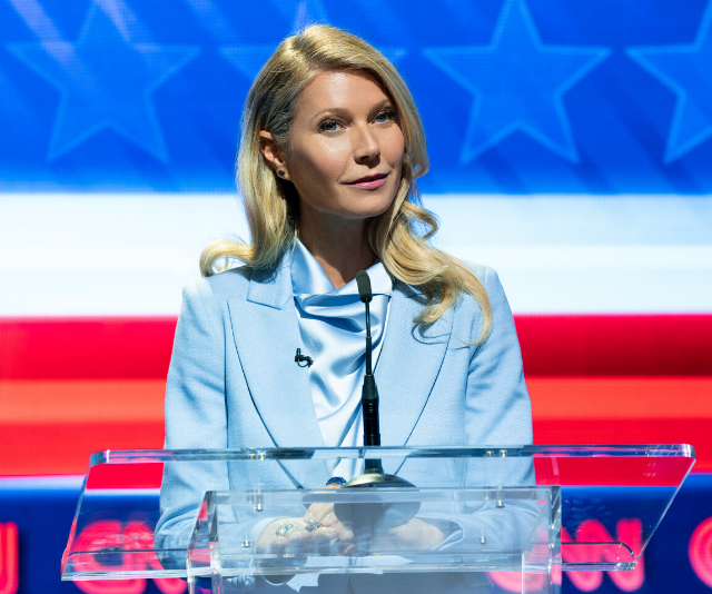 Gwyneth Paltrow is a force to be reckoned with in *The Politician*.