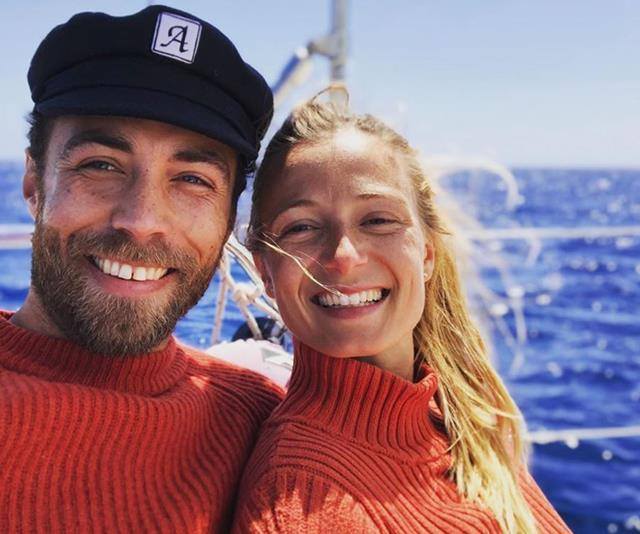 "Of course, it's not official until you make it *Instagram* official, right? The Middleton brother [gave the public green light](https://www.nowtolove.com.au/lifestyle/weddings/james-middleton-girlfriend-57070|target=""_blank"") by sharing this sweet pic alongside the caption: ""Sail away with me ⛵️ ☀️"""