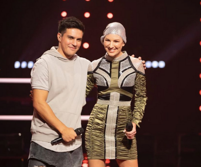 **Jesse Teinaki** <br><br> Jesse took to Instagram to announce he would be returning for another shot at *The Voice* title after appearing on the show last year. Let's hope the second time's a charm!