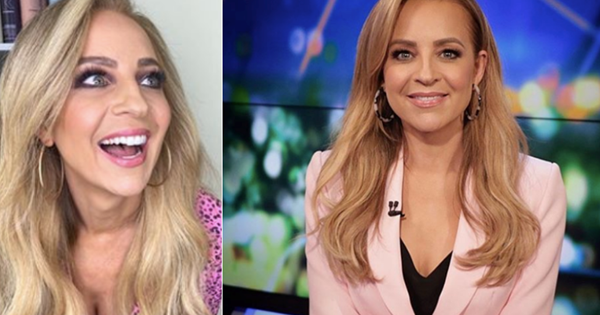 A news muse: Carrie Bickmore's style on The Project is what our work wardrobe dreams are made of