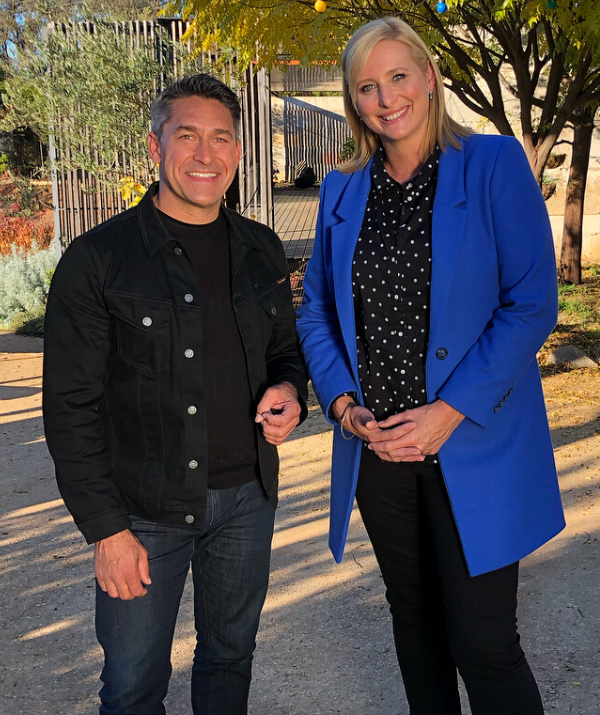 While the network would welcome Joh back with open arms, one person who could be unsettled by the news is current host Jamie Durie.