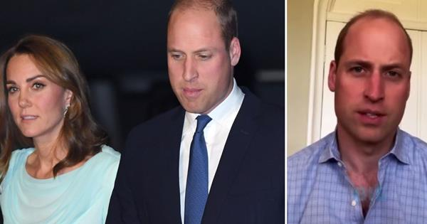Prince William bares all in an incredibly rare interview as he speaks about Diana and his relationship with Catherine