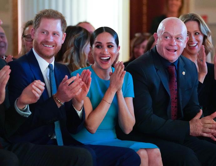 Meghan went all out for her husband during his birthday in September.