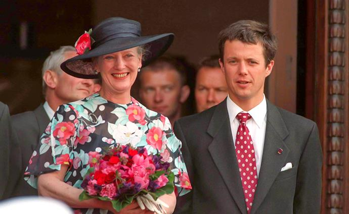 He was always his mother's son - charismatic and ever curious, the royal completed his masters degree (with an above average result!), becoming the first royal to do so.