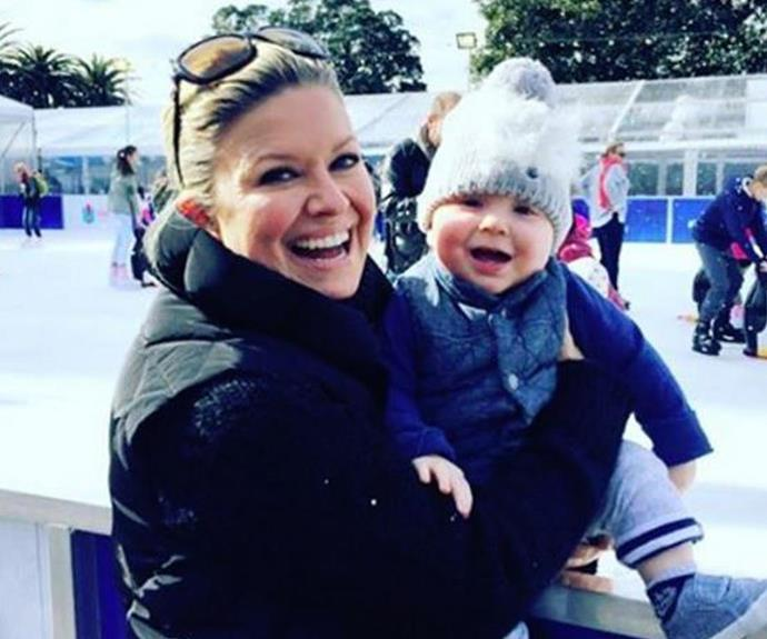 """Emily shares Henry with her ex partner, Paul Jackson. [The couple sadly broke up in 2016](https://www.nowtolove.com.au/celebrity/celeb-news/home-and-aways-emily-symons-splits-from-long-term-partner-paul-jackson-24249
