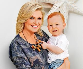 "Her little summer babe! Inside Home And Away star Emily Symons' beautiful bond with her ""miracle"" son Henry"