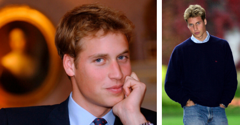 His Royal Handsomeness: Just 17 photos of Prince William looking really, really, ridiculously good looking back in the day