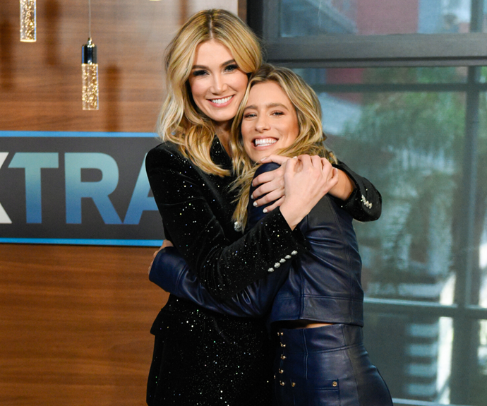 Delta Goodrem and Renee Bargh have been friends for years - and now they get to work together on *The Voice*.