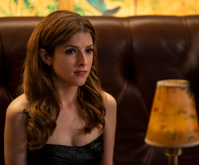 """**ANNA KENDRICK: Darby** <br><br> The *Pitch Perfect* star plays lead character Darby, who runs a """"historically significant butts"""" tour. Kendrick also served as executive producer on the series."""