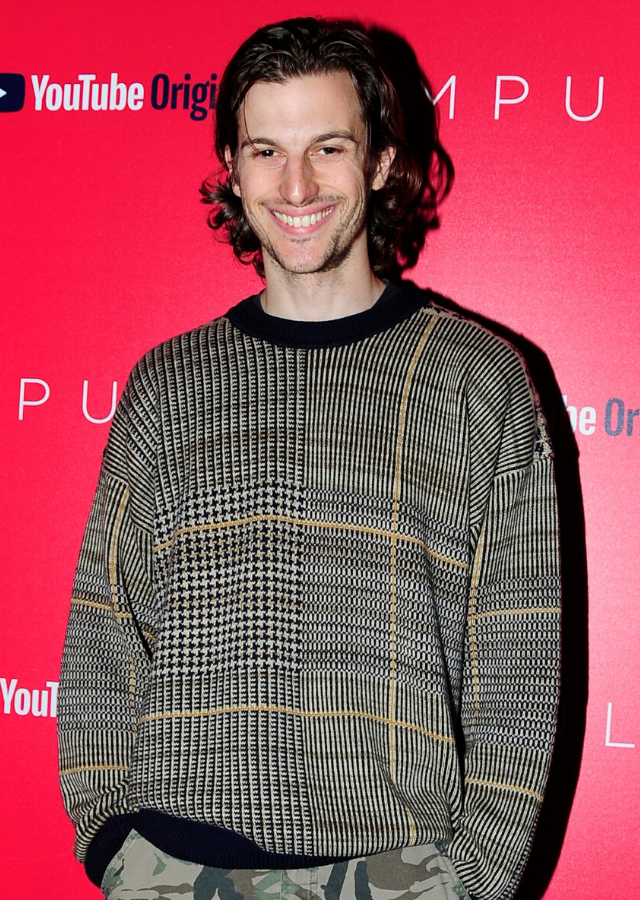 **PETER VACK: Jim** <br><br> Jim works at political journalism website Politico and is dating Darby's best friend Sara.