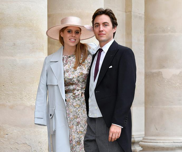 In December, the soon to-be husband and wife threw a lavish engagement party at trendy London hotspot the Chiltern Firehouse. The event boasted an A-list guest list including names like Pippa Middleton, James Middleton, Ellie Goulding and James Blunt.  <br><br> However Princess Beatrice's father Prince Andrew skipped the event as it was in the aftermath of his disastrous *Newsnight* interview.