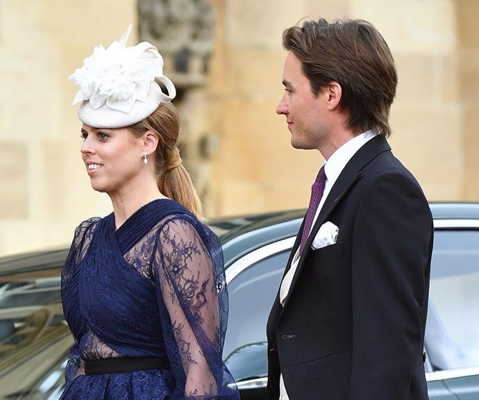 Wedding countdown! In February this year, it was revealed the couple would be tying the knot on May 29th at the Chapel Royal at St James's Palace, followed by a reception at Buckingham Palace.