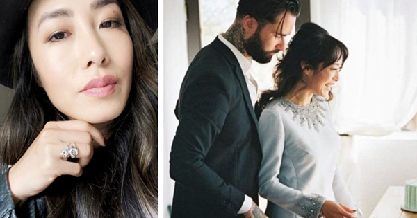 EXCLUSIVE: MasterChef judge Melissa Leong explains why she eloped with her husband after dating for three months