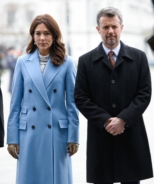 "Princess Mary and Prince Frederik are looking to Prince William and his family for guidance after the possibility they may be dealing with their very own ""Megxit"""