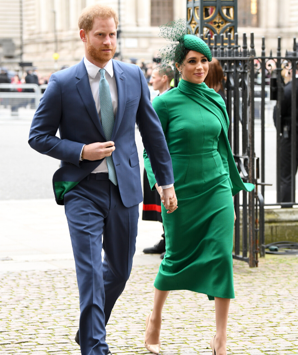 There are many paraels with Joachim and Marie with Harry and Meghan who both sensationally fled the Royal Palace earlier this year and moved to the US.