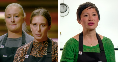 The knives are out! Tension between the contestants explodes on the MasterChef set
