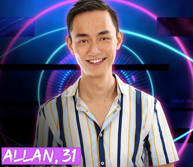 "**Allan** <br><br> This bloke is ""deadset keen on becoming the first Asian housemate to win *Big Brother*."" He says he's a self-proclaimed master manipulator and isn't afraid to poke the bear. Looks like we'll need to watch out for this one!"