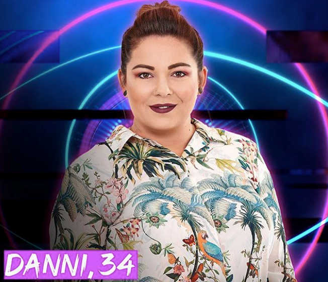"**Danni** <br><br> Down-to-earth and grounded, Danni hopes to bring the ""real"" to reality TV. A mum-of-two, this lass describes herself as a typical Aussie, and Danni ""doesn't get"" rude people. Look out!"