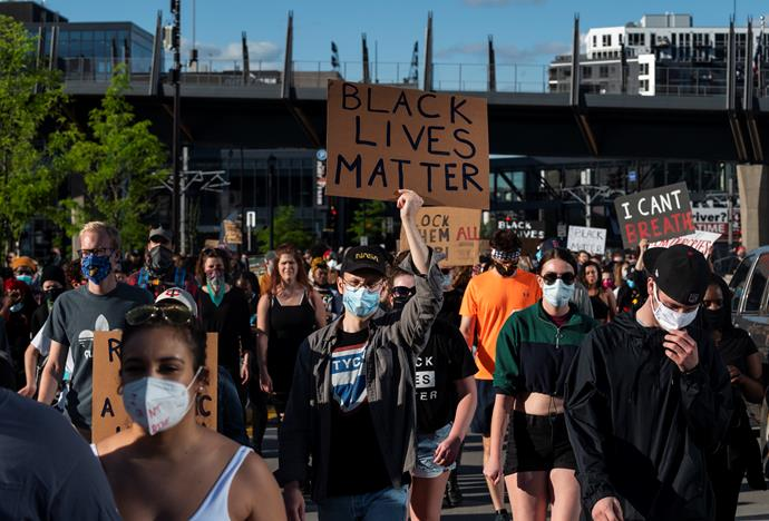 Protests across the United States have made global headlines - and for an important reason.