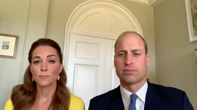 Duchess Catherine and Prince William paid tribute to frontline workers in Australia in a new video.