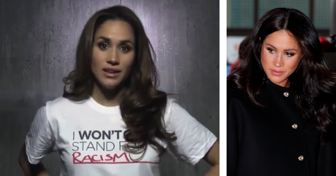 WATCH: Unearthed video of Meghan Markle revealing her own experiences with racism goes viral as #BlackLivesMatter movements sweeps the globe