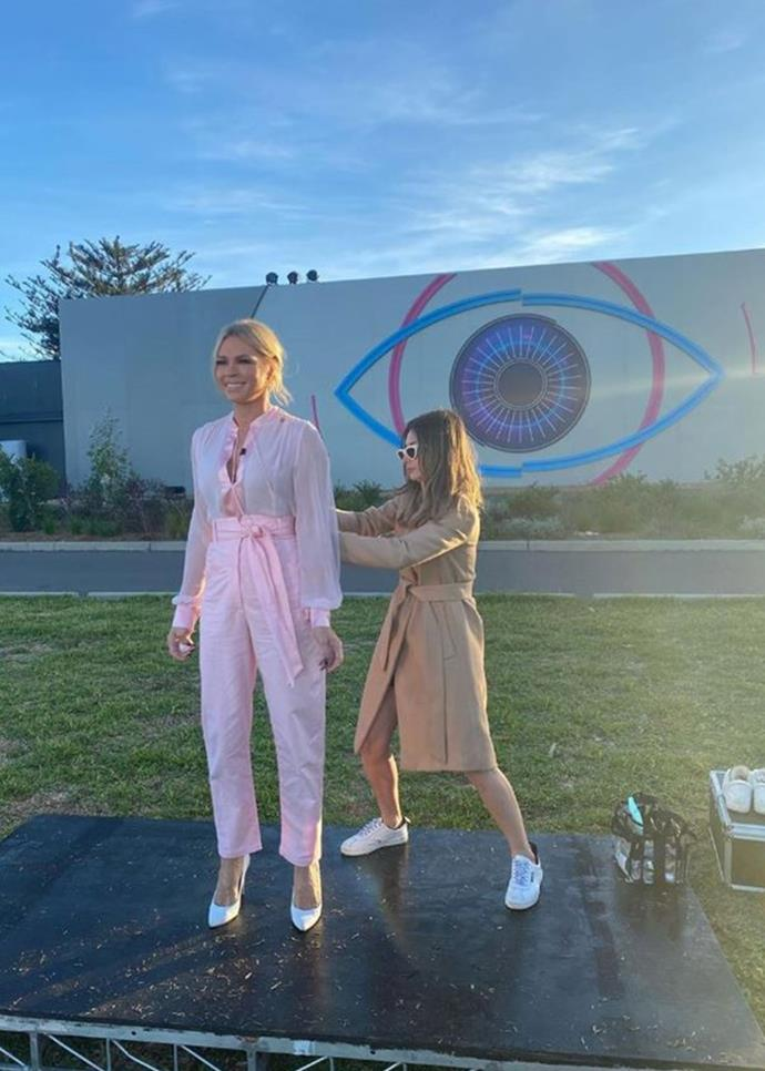 Sonia Kruger is hosting the 2020 season of *Big Brother*.