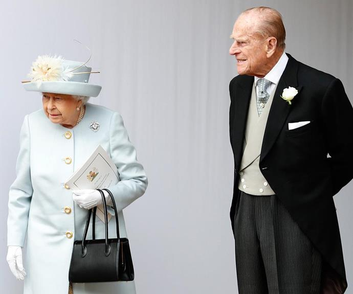 VIP guest: Prince Philip, 98, will reportedly attend the procession for his wife.