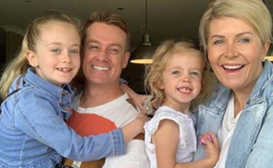 IN PICTURES: Grant Denyer's gorgeous family album