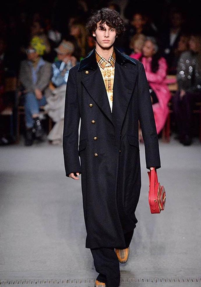 They know how to work the cameras! 20-year-old Prince Nikolai has quickly become a regular on the catwalks of London and Paris fashion week.
