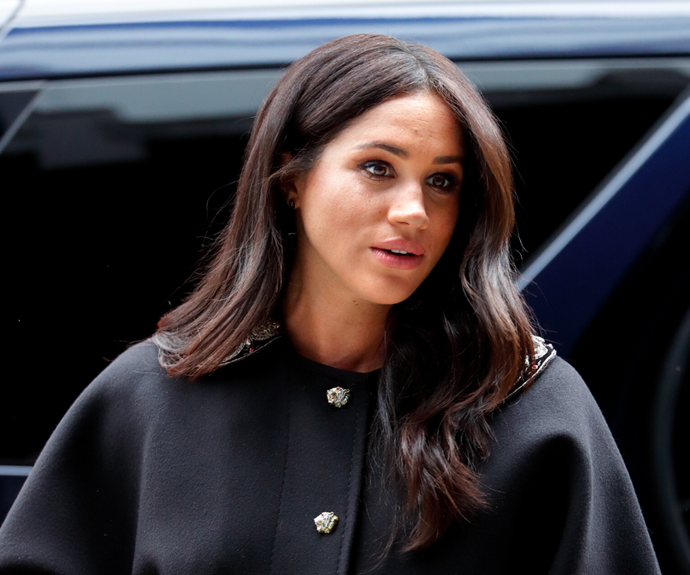 Meghan Markle has spoken out about the tense racial protests currently being staged throughout the US.