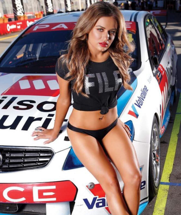 The Darwin stunner won Miss Supercars on the Gold Coast in 2017, before being named Miss World Australia Northern Territory a year later.