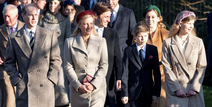 Sophie of Wessex has announced that her children will lead non-typical royal lives.