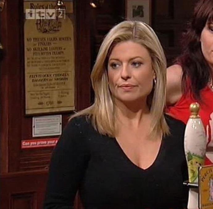 Emily had a stint on iconic British soap, *Emmerdale*.