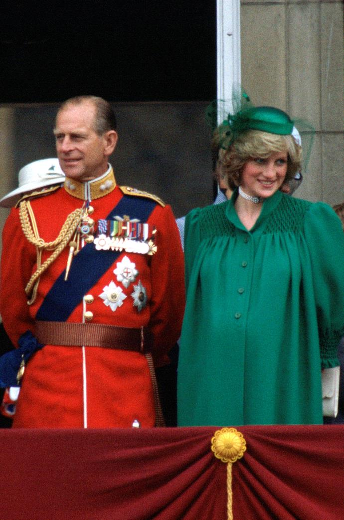 Princess Diana was a fashion icon at the event from the get-go. Pictured here in 1982 shortly after her wedding to Prince Charles and pregnant to first son William, the beautiful Princess opted for a bold green maternity dress with a matching hat.