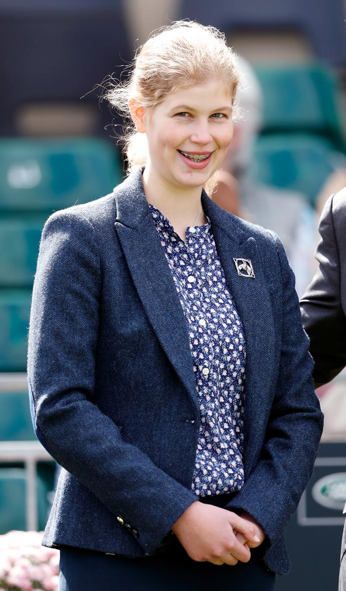 Attending the 2019 Burghley Horse Trials, fans were mesmerised at how quickly the young royal was growing before our very eyes!