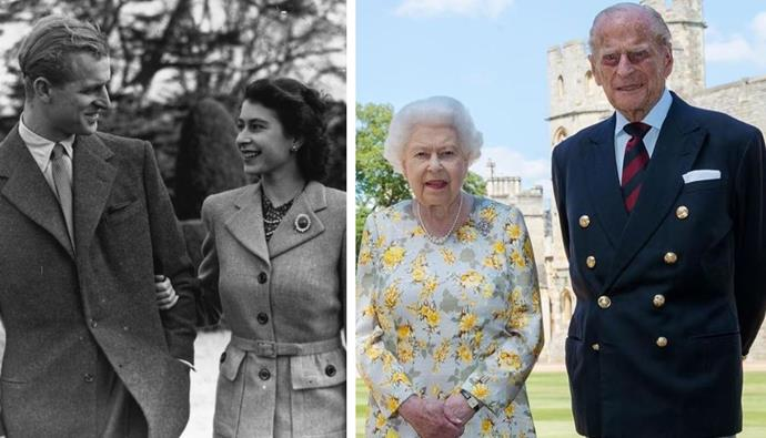 The Prince and the Queen have been married for more than 70 years.