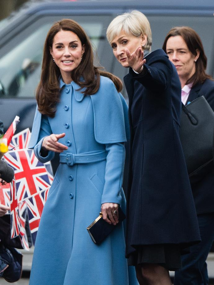 Kate worked with Catherine Quinn for two years before she departed at the end of 2019.
