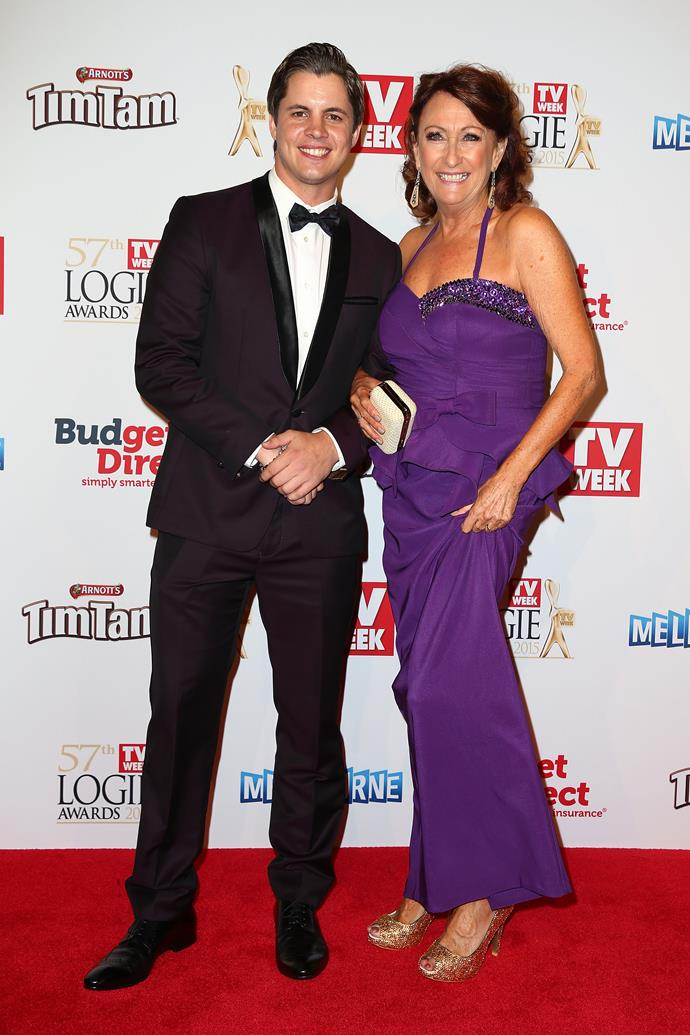 In 2015, Johnny Ruffo and Lynne McGranger proved they could bring more than just their Diner aprons to the table...