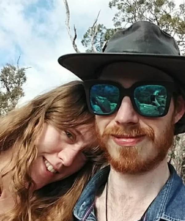 Ian and Kerryn met in High School when they were 13 and have been together ever since.